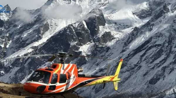 Langtang Helicopter tours (2)