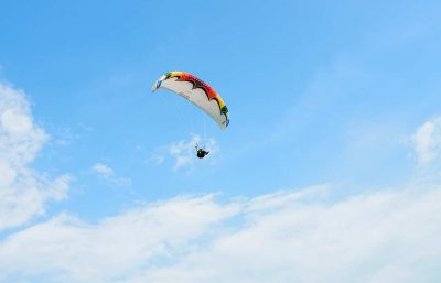 Paragliding in Nepal (1)