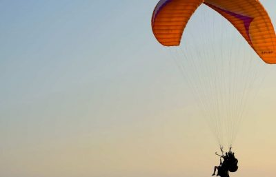 Paragliding in Nepal (7)