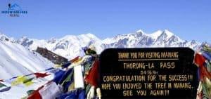 Annapurna Circuit Trek 18 days