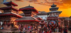 Kathmandu,Pokhara,Lumbini,Chitwan,Nagarkot tour package-10 days
