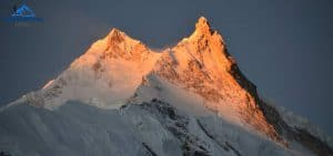 Manaslu base camp trekking