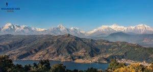 Pokhara day hike.