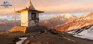 Tamang Heritage Trek with Langtang valley.