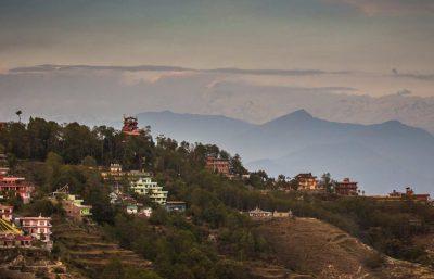 sankhu to nagarkot day hike