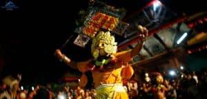 Gai Jatra festival in the Kathmandu valley