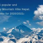 Top 5 popular and recommended by Mountain Hike Nepal. The best treks for 2020/2021.